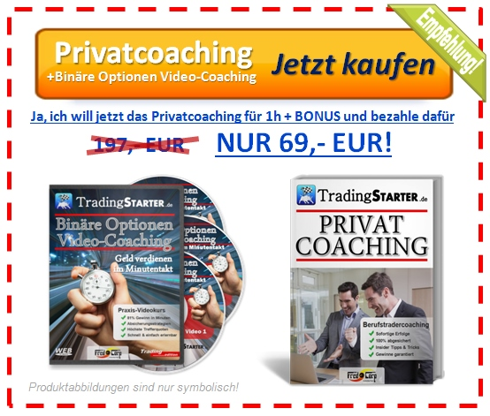 Privatcoaching Upgrade Bild