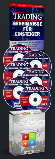 Traden lernen - Trading Geheimnisse für Einsteiger